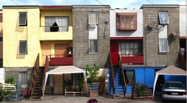 Ampliación de medias casas en Iquique
