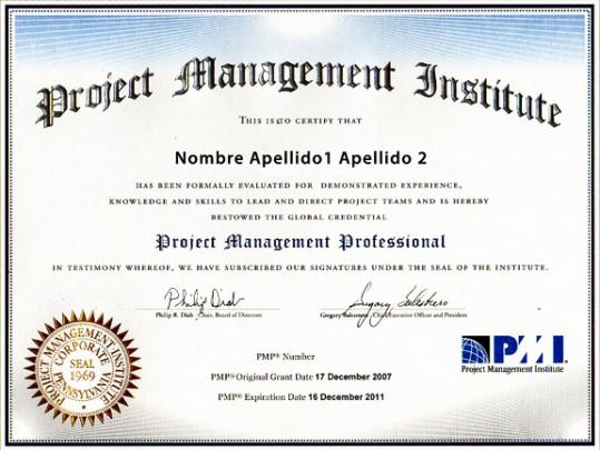 CertificadoPMP