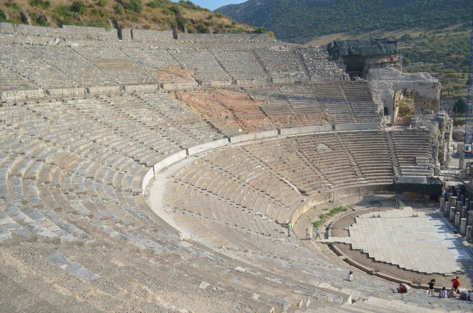 Carteras, programas y proyectos… Un ejemplo real encontrado en Éfeso