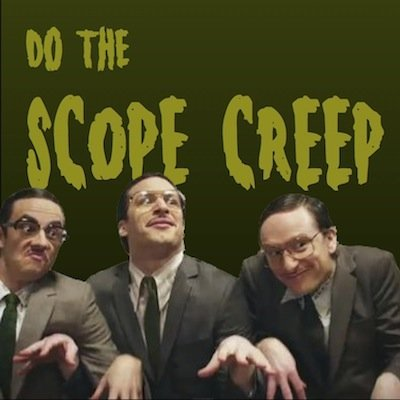 Sobre el síndrome del lavadero o scope creep