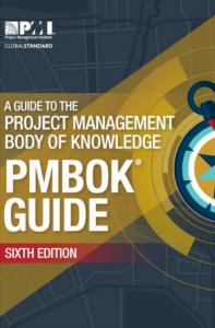 PMBOK sixth edition. Curso online pmp.