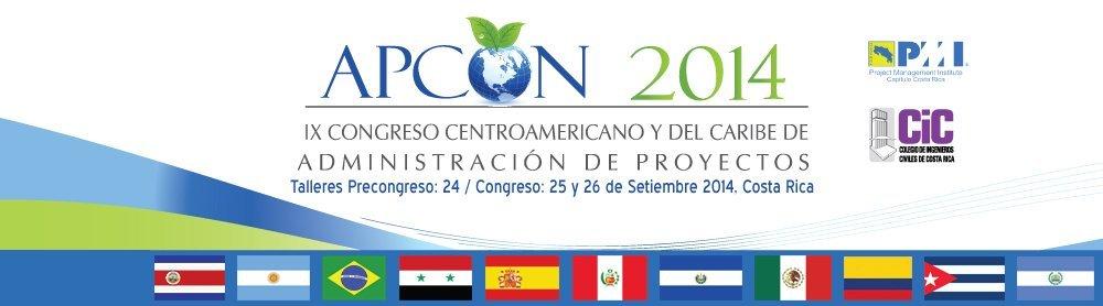 CDPOnline estuvo en el APCON 2014, el Congreso de Administración de Proyectos de Centroamérica y el Caribe
